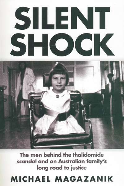 Rachel Buchanan reviews 'Silent Shock' by Michael Magazanik