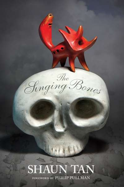 Margaret Robson Kett reviews 'The Singing Bones' by Shaun Tan