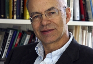 Open page with Peter Singer