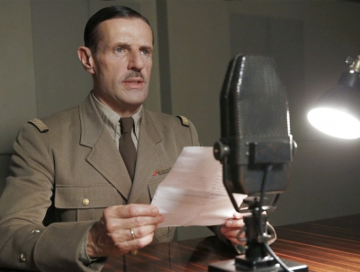 'De Gaulle' is disparately torn between military thriller and family drama