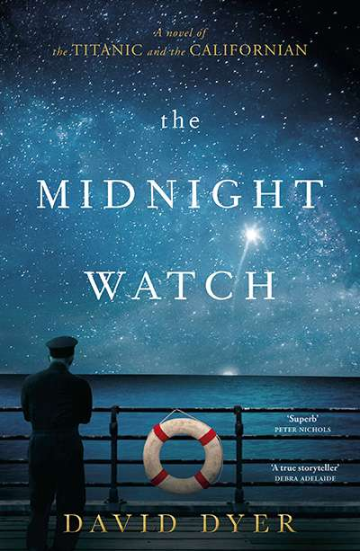 Felicity Plunkett reviews 'The Midnight Watch' by David Dyer