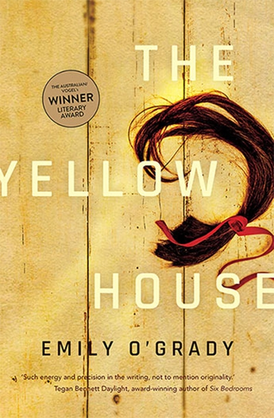 Jay Daniel Thompson reviews 'The Yellow House' by Emily O'Grady