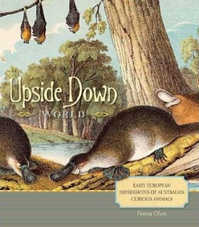 Peter Menkhorst reviews 'Upside Down World' by Penny Olsen