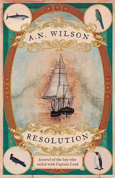 Ann-Marie Priest reviews 'Resolution' by A.N. Wilson