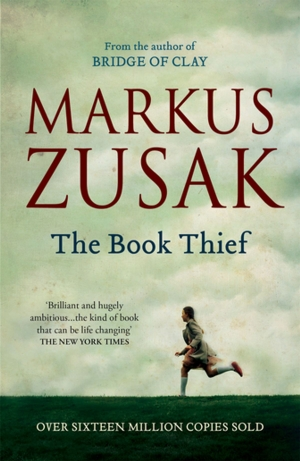 Lorien Kaye reviews 'The Book Thief' by Markus Zusak