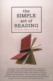 Gillian Dooley reviews 'The Simple Act of Reading' edited by Debra Adelaide