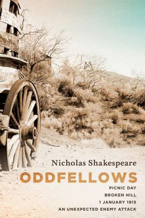 Jane Sullivan reviews 'Oddfellows' by Nicholas Shakespeare
