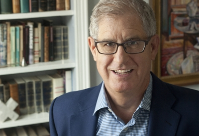 Jonathan Galassi is Publisher of the Month
