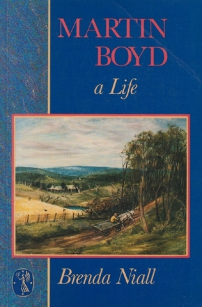 Brian McFarlane reviews 'Martin Boyd: A life' by Brenda Niall