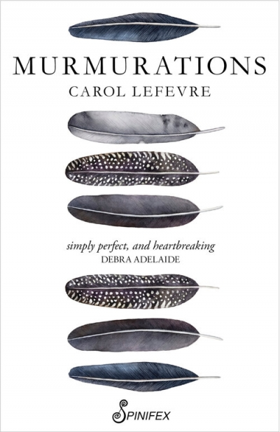 Josephine Taylor reviews 'Murmurations' by Carol Lefevre