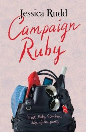Amy Baillieu reviews 'Campaign Ruby' by Jessica Rudd