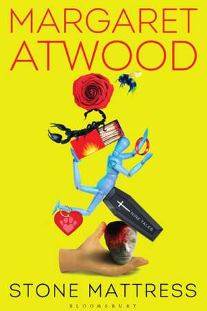 Margaret Atwood's new stories