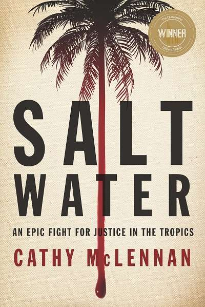 Sue Bond reviews 'Saltwater' by Cathy McLennan