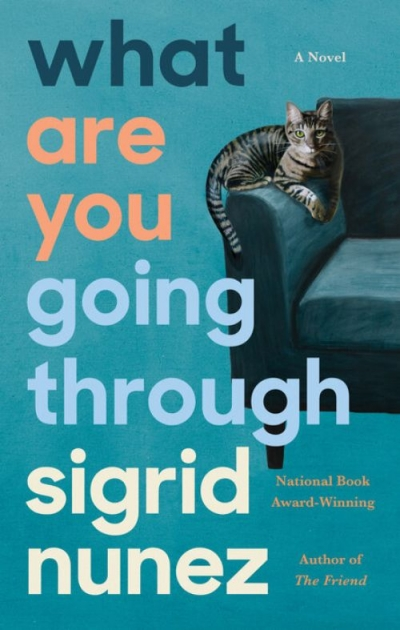 Brenda Walker reviews 'What Are You Going Through: A novel' by Sigrid Nunez