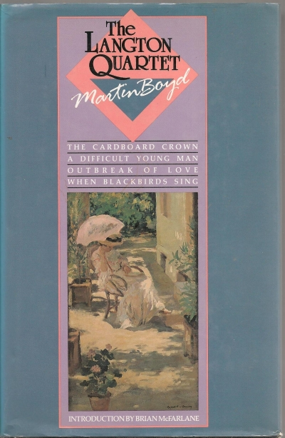 Helen Elliott reviews 'Martin Boyd's Langton Novels' by Brian McFarlane