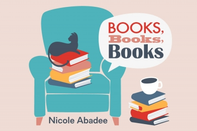'A perfect storm: Promoting new books in a time of isolation' by Nicole Abadee