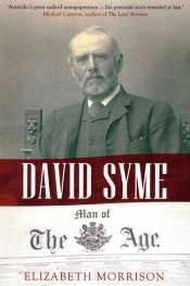 The age of David Syme
