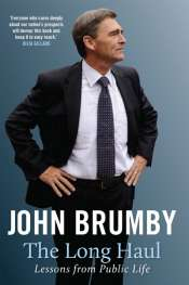John Byron reviews 'The Long Haul' by John Brumby
