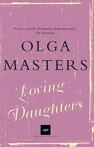 Mary Lord reviews 'Loving Daughters' by Olga Masters