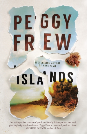 Bronwyn Lea reviews 'Islands' by Peggy Frew