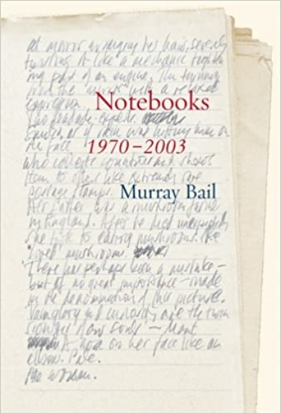 Patrick Allington reviews 'Notebooks: 1970–2003' by Murray Bail