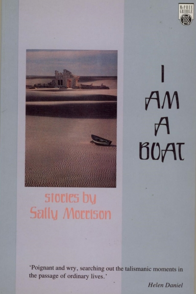 Susan Ryan reviews 'I am a Boat' by Sally Morrison