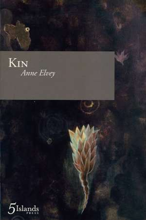 Anne Elvey's new collection of poetry