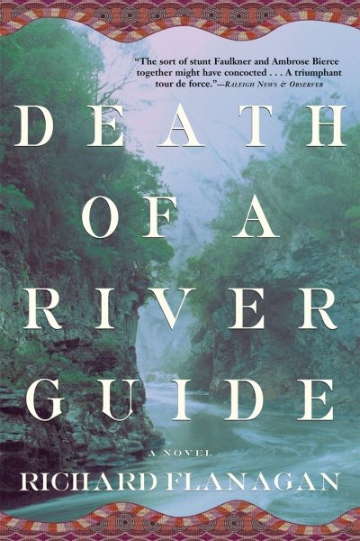 Liam Davidson reviews 'Death of a River Guide' by Richard Flanagan