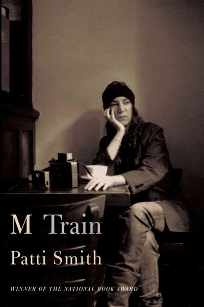 Felicity Plunkett reviews 'M Train' by Patti Smith