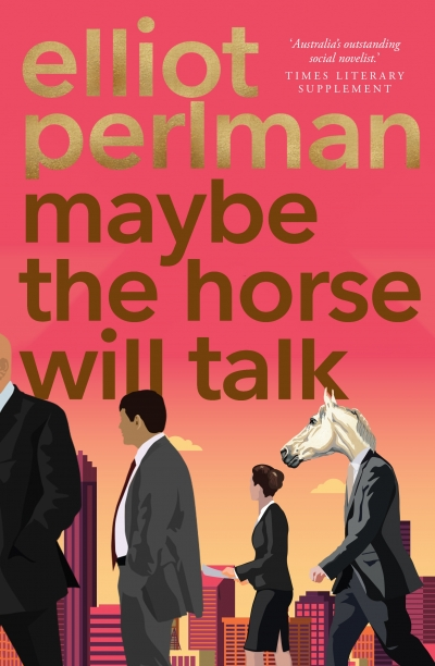 Chris Flynn reviews 'Maybe the Horse Will Talk' by Elliot Perlman