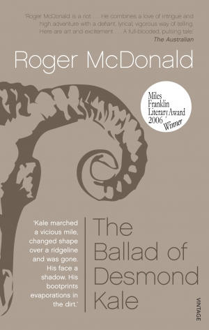 Michael Williams reviews 'The Ballad of Desmond Kale' by Roger McDonald