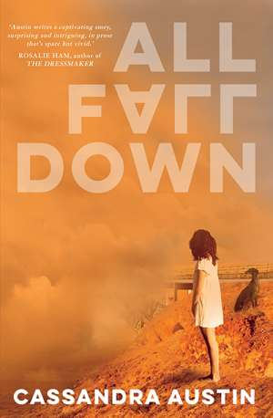 Benjamin Chandler reviews 'All Fall Down' by Cassandra Austin