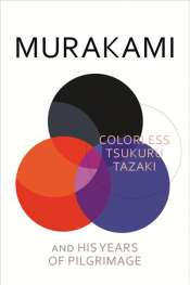 Alison Broinowski reviews 'Colorless Tsukuru Tazaki and His Years of Pilgrimage' by Haruki Murakami