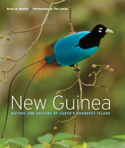 Peter Menkhorst reviews 'New Guinea: Nature and culture of Earth's grandest island' by Bruce M. Beehler, photography by Tim Laman