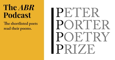 #2 The ABR Podcast: The 2020 Peter Porter Poetry Prize
