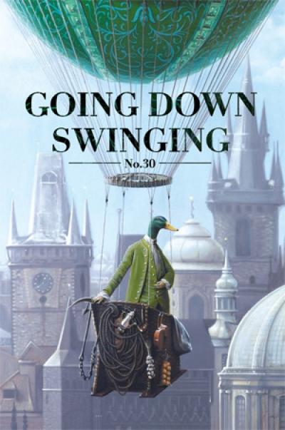 James Langer reviews 'Going Down Swinging, No.30' edited by Lisa Greenaway, Nathan Curnow, and Ella Holcombe