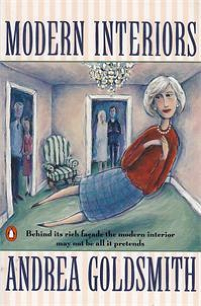 Terri-Ann White reviews 'Modern Interiors' by Andrea Goldsmith
