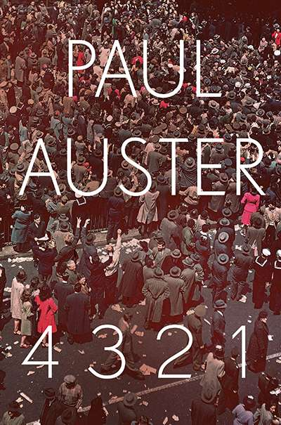 Beejay Silcox reviews '4321' by Paul Auster
