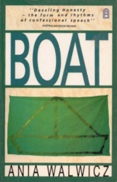 Rosemary Sorensen reviews 'Boat' by Ania Walwicz