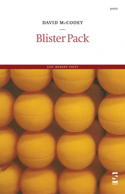 Jennifer Strauss reviews 'Blister Pack' by David McCooey