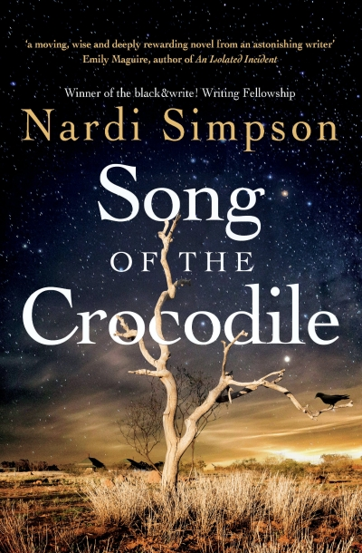 Jane Sullivan reviews 'Song of the Crocodile' by Nardi Simpson