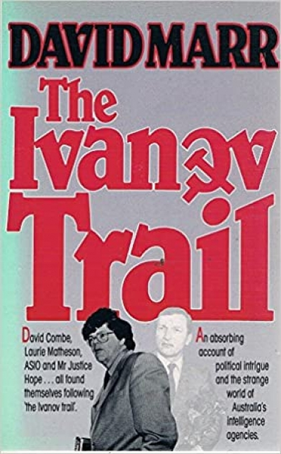 J.F. Staples reviews 'The Ivanov Trail' by David Marr
