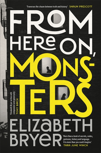 James Halford reviews 'From Here on, Monsters' by Elizabeth Bryer
