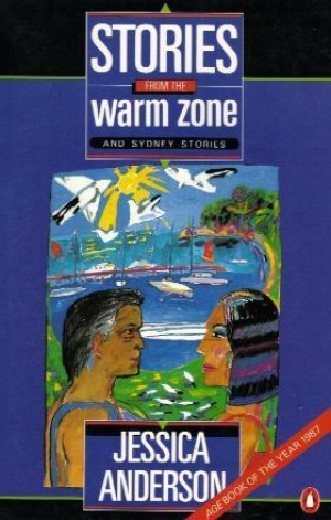 Paul Salzman reviews 'Stories from the Warm Zone' by Jessica Anderson