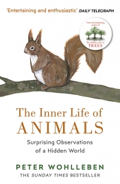 Ben Brooker reviews 'The Inner Life of Animals: Love, grief and compassion – surprising observations of a hidden world' by Peter Wohlleben, translated by Jane Billinghurst