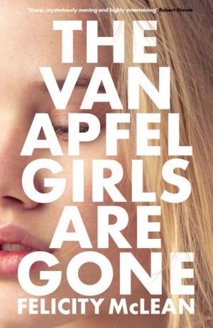 Dean Biron reviews 'The Van Apfel Girls are Gone' by Felicity McLean