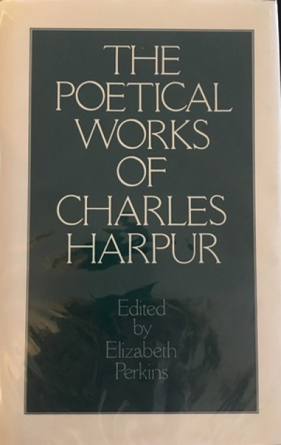 Judith Wright reviews 'The Poetical Works of Charles Harpur' edited by Elizabeth Perkins