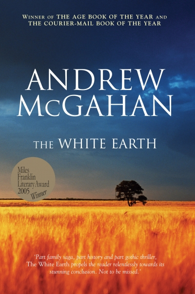 James Bradley reviews 'The White Earth' by Andrew McGahan