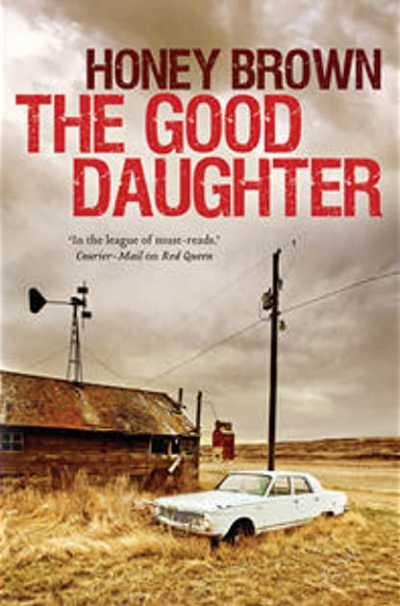 Laurie Steed reviews 'The Good Daughter' by Honey Brown