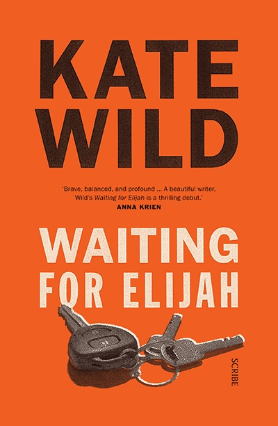 Johanna Leggatt reviews 'Waiting for Elijah' by Kate Wild